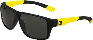 c97f621d12 bollé Brecken Floatable - Gafas de Sol Unisex, Color Negro y Amarillo
