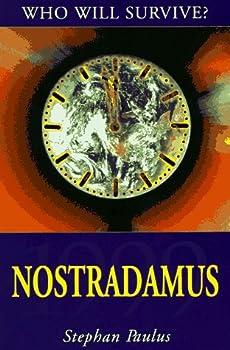 Paperback Nostradamus 1999 : Who Will Survive? Book