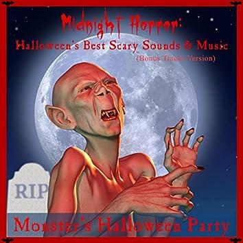 Midnight Horror: Halloween's Best Scary Sounds & Music (Bonus Tracks Version)
