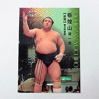 BBM2017大相撲カード■レギュラーカード■12/栃煌山 雄一郎/前頭