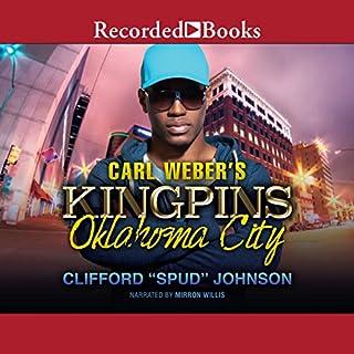 Carl Weber's Kingpins: Oklahoma City audiobook cover art