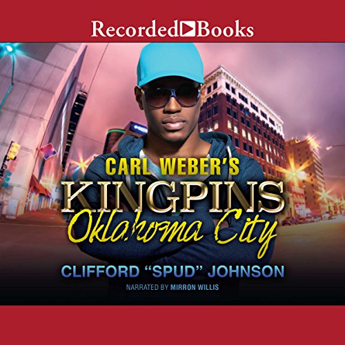 Carl Weber's Kingpins: Oklahoma City audiobook cover art