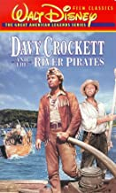 Davy Crockett & The River Pirates VHS