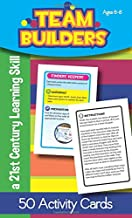 Team Builders Flash Cards for Ages 6-8