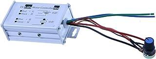 JIUWU PWM DC 12V 24V 60V 20A Motor Speed Control Driver Board Variable Volt Regulator Governor