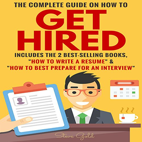 The Complete Guide on How to Get Hired audiobook cover art