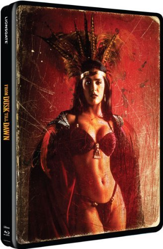 From Dusk Till Dawn Limited Edition Steelbook [Blu-ray] - Official by Quentin Tarantino George Clooney
