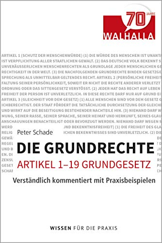 Ihre Grundrechte (Art. 1-19 GG)