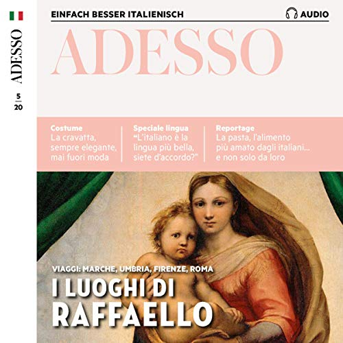 『Adesso Audio - Raffaelo. 5/2020』のカバーアート