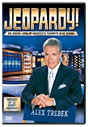 Image: Jeopardy - An Inside Look at America's Favorite Quiz Show | Alex Trebek (Actor), Johnny Gilbert (Actor) | DVD Release Date: November 8, 2005