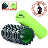 Pummelo Foam Roller for deep Tissue Massage for Muscle Fitness Exercise Therapy Yoga
