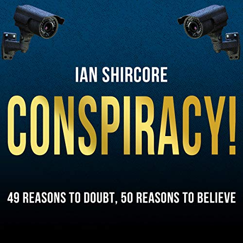 Conspiracy! audiobook cover art
