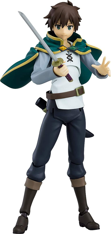 Max Factory KonoSuba  Legend of Crimson  Kazuma Figma Action Figure