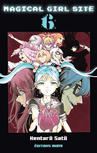 Magical Girl Site - tome 6 (06)