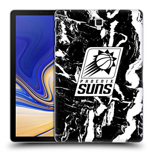Head Case Designs Ufficiale NBA Marmoreo 2019/20 Phoenix Suns Cover Dura per Parte Posteriore Compatibile con Galaxy Tab S4 10.5 (2018)