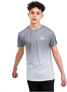 bc4a45bc6347 Kings Will Dream Junior Grid T-Shirt Grey
