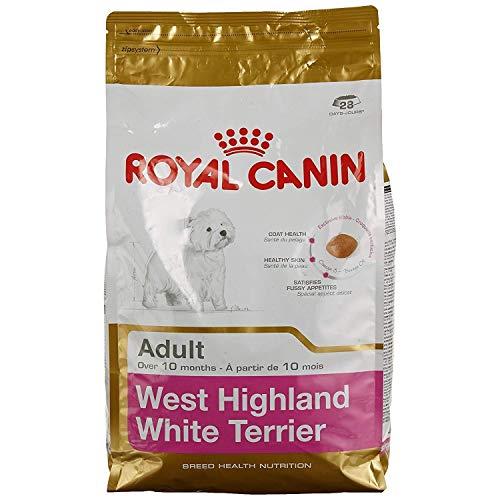 Royal canin race Westie croquette pour chien