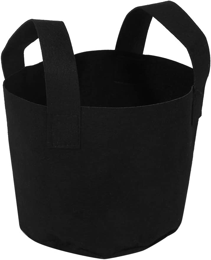 Super Recommended beauty product restock quality top Cerlingwee Plant Grow Bag Planting Pots Handles Garden