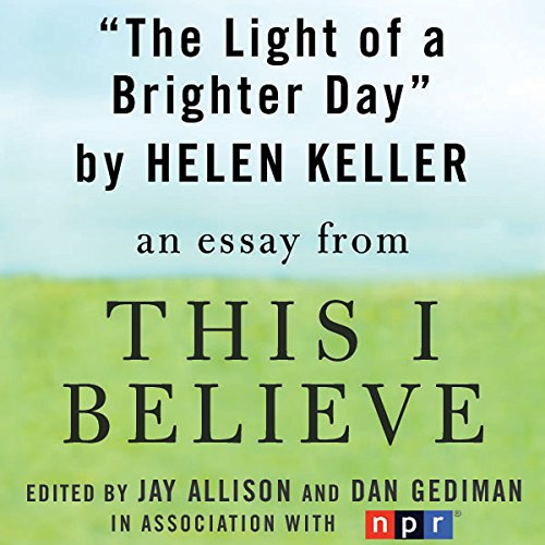 The Light of a Brighter Day cover art