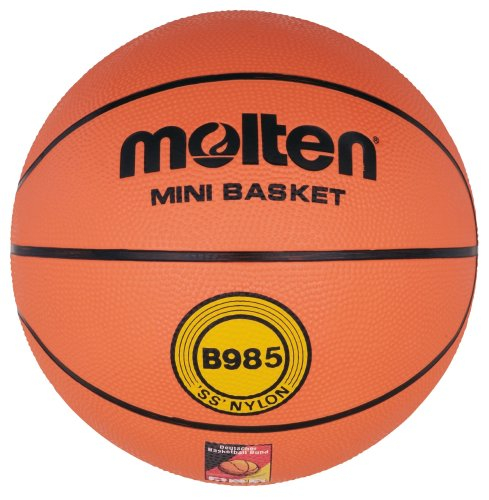 Best Bargain Molten Basketball - 5, Orange