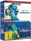 Bluray Kinder Charts Platz 39: Die Monster AG/Die Monster Uni [Blu-ray]