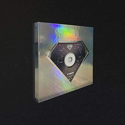 Kakao M D-Crunch - 飛上 - Across The Universe Album