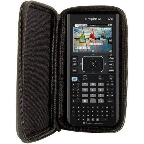 SafeCase beschermhoes voor rekenmachines en grafische rekenmachines van Texas Instruments TI Nspire CX CAS