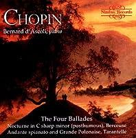 Four Ballades by F. Chopin (2013-05-03)