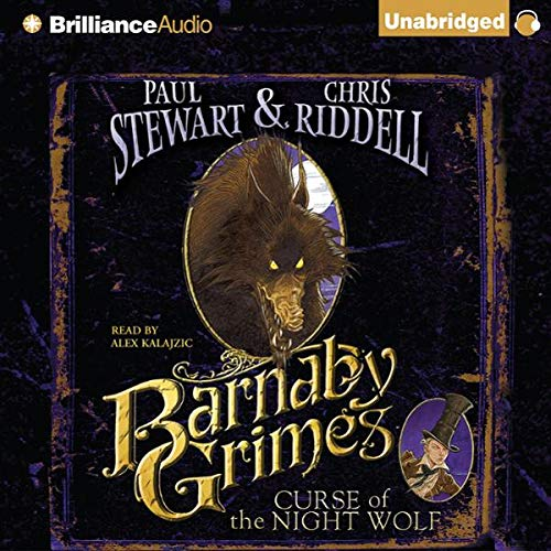 Barnaby Grimes  By  cover art