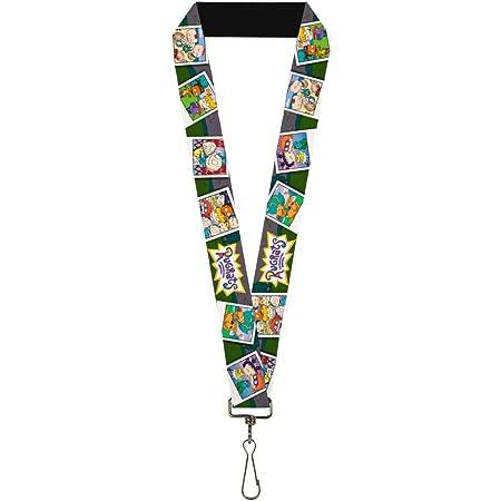 Rugrats Inspired Ribbon Lanyard
