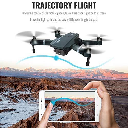Olodui1 Chainscroll S107 Drone Plegable de Cuatro Ejes de Control Remoto de Aviones de Juguete Drones de fotografía