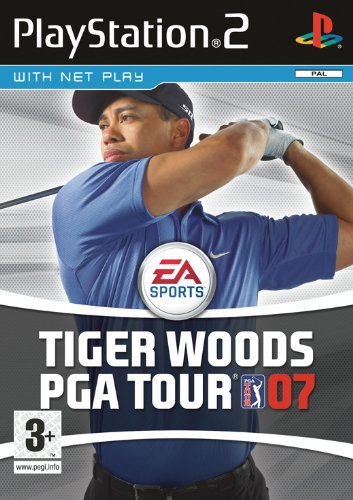 Electronic Arts Tiger Woods PGA tour 07, PS2