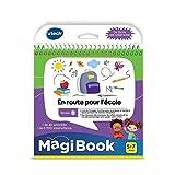 VTech Livre en Route pour L'ecole - Juegos educativos (194 mm, 107 mm, 205 mm, 210 g)