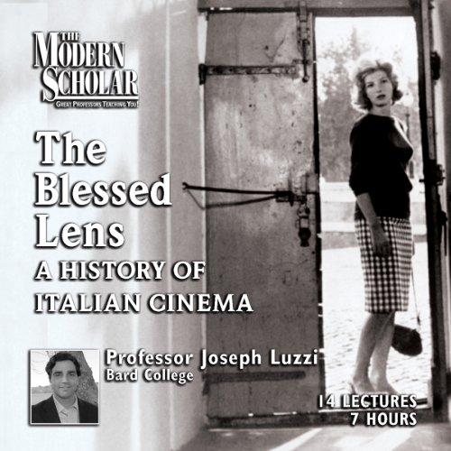 The Blessed Lens cover art
