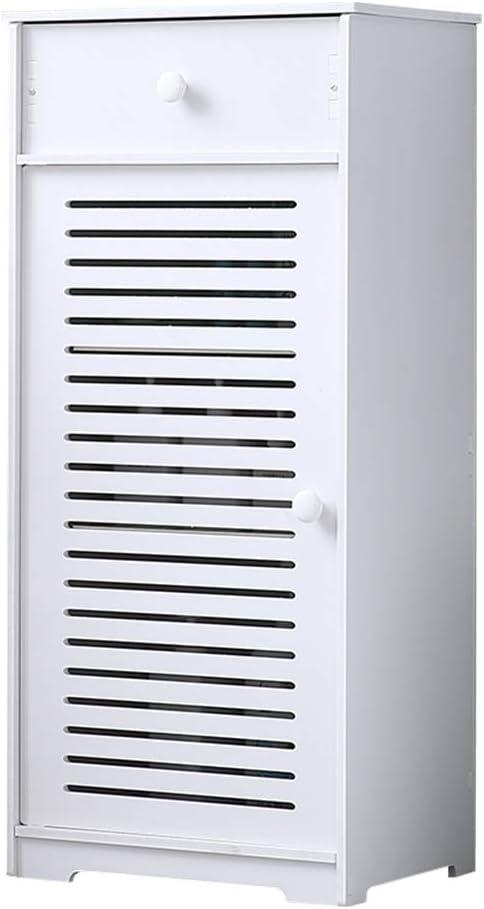 Fashion Premium Bathroom Storage Cabinet Freestanding 1 3 New arrival Drawer Door