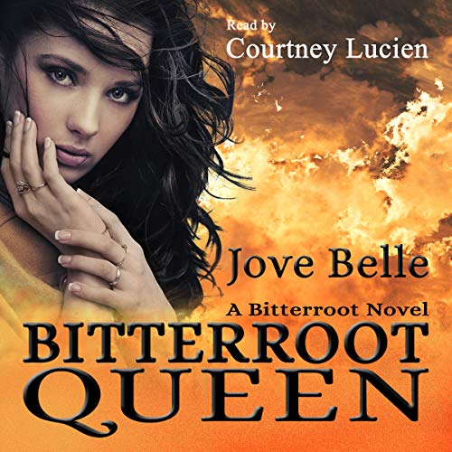Bitterroot Queen audiobook cover art