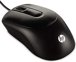 Mouse Óptico USB HP com rolagem QY777AA