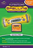Turbo Twist Spelling Cartridge, Grades 1 & 2