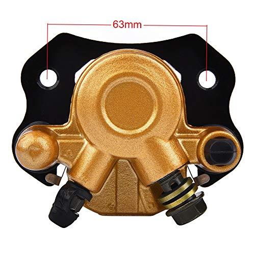 Rear Brake Caliper Replacement for 80T Trailmaster Mid XRS XRX Go Kart 6.000.028 Dune Buggy Quad ATV Roketa Parts