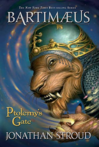 Ptolemy's Gate (A Bartimaeus Novel Book 3) by [Jonathan Stroud]
