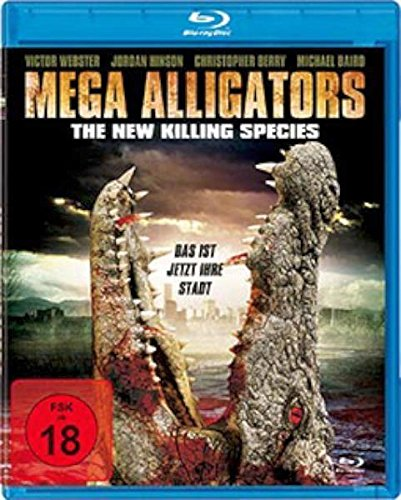 Mega Alligators - The New Killing Species [Blu-ray]