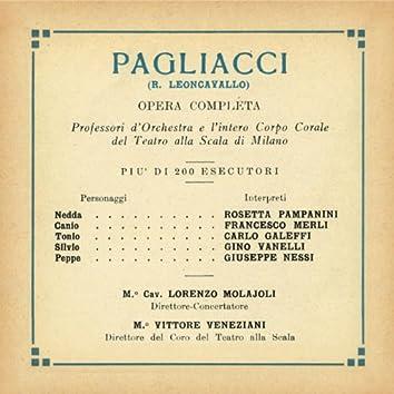 Paperback Opera: Pagliacci Ga 1930
