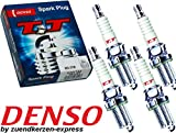 DENSO T09 TT Twin Tip XUH22TT 4615 - Bujías (4 unidades)