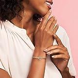 Immagine 2 pandora bead charm donna argento