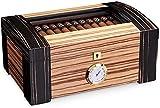 JIAWYJ XIAOJUAN Humidor Cedro Madera Doble Capa Gran Capacidad cigarro Caja de hidratación Caja Decorativa Caja
