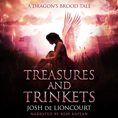 Treasures and Trinkets  By  cover art