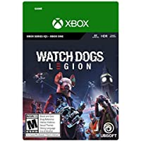 Watch Dogs: Legion Standard Edition for Xbox One by Ubisoft [Digital Download Key]