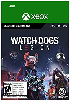 Watch Dogs: Legion Standard Edition for Xbox LIVE [Digital Code]