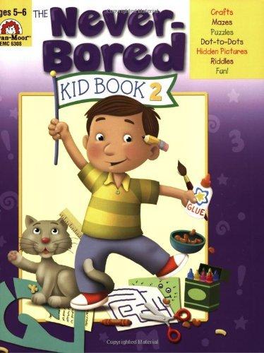 Never-Bored Kid Book