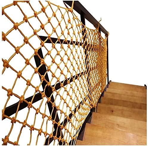 redes para balcones Niego de seguridad para animales domésticos, Banister Guard Croquete protector contra la caída para gato bebé, robusto cuerda de restricción de poliéster a prueba...